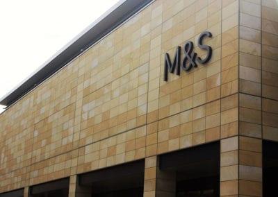 Marks & Spencersopt