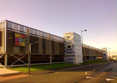 New Square Car Park, West Bromwichopt