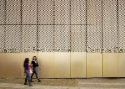 University Of Bedfordshire Car Park