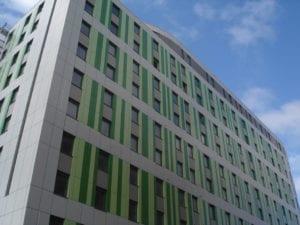 rgb facades