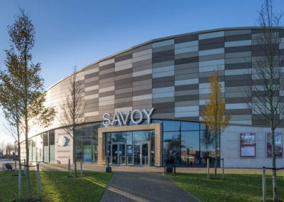 Savoy Cinema, Corby 2opt