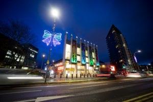 Leeds Playhouse Project